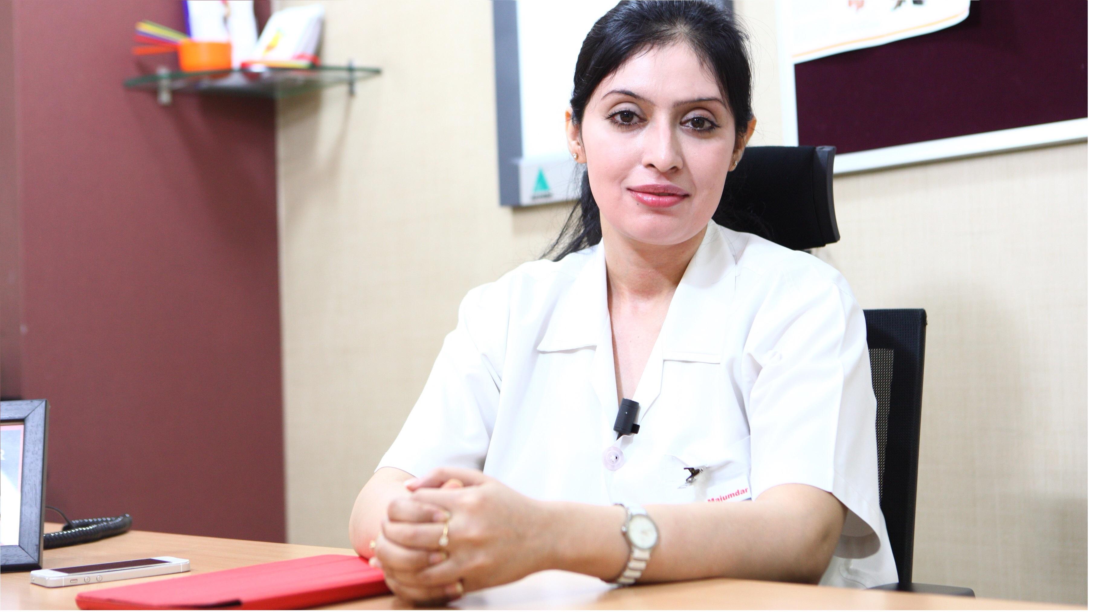 Dr Sharmila Majumdar - Sexologist Psychoanalyst