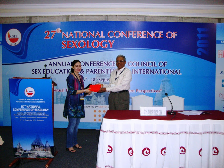 Dr Sharmila Majumdar - Sexologist Hyderabad - 27th National Conference of Sexology