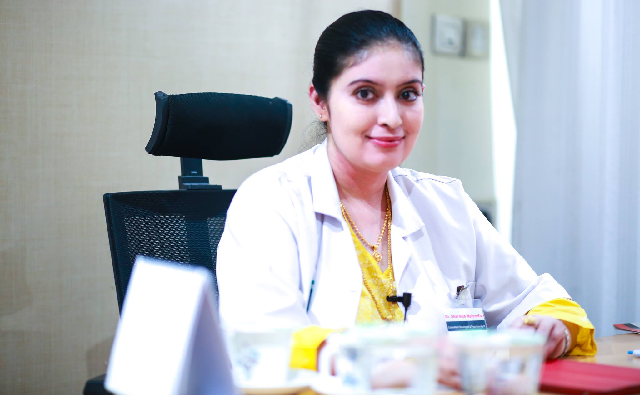 Dr Sharmila Majumdar - Sexologist Hyderabad - My Clinic